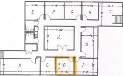 812 B floor plan